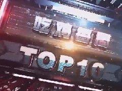 国内主播精彩集锦《吃鸡每周TOP10》第6期