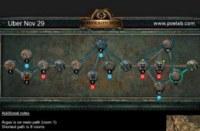 11月29日终极迷宫地图 最短8房间可6钥匙