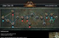 12月5日终极迷宫地图 最短8房间可6钥匙