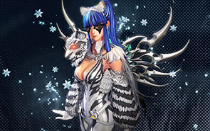 剑灵全新璀璨时装曝光 白虎主题璀璨套装外观
