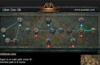 12月8日终极迷宫地图 最短8房间可6钥匙