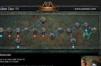 12月11日终极迷宫地图 最短9房间可6钥匙