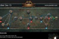 12月13日终极迷宫地图 最短9房间可6钥匙