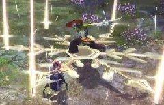 剑灵第一次技能加特效 全新剑灵幻影技能上线