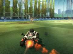 《火箭联盟》飞凡首测评测 霸气外露的赛车足球