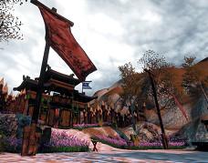 <b>《天下3》前尘幻境战场实景 复现大荒山河</b>