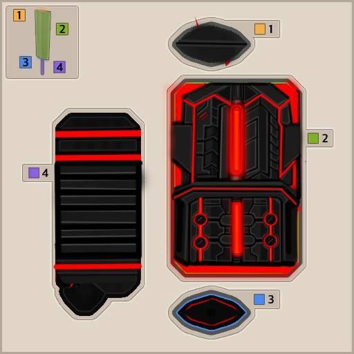 冒险岛2放送服装样式DIY图纸倾情大自制电力图纸怎么管线画图片