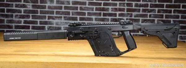 绝地求生中最被低估的一把枪:Vector冲锋枪