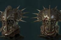3.2新暗金装备外观原画 又是克苏鲁题材