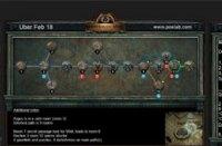 2月18日终极迷宫地图 最短9房间可6钥匙