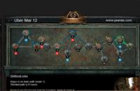 3月12日终极迷宫地图 最短8房间可6钥匙