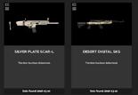 《绝地求生》曝65款新枪械皮肤 枪身镀金