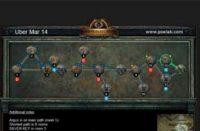 3月14日终极迷宫地图 最短8房间可6钥匙