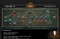 3月19日终极迷宫地图 最短7房间可6钥匙