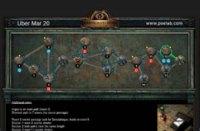 3月20日终极迷宫地图 最短7房间可6钥匙