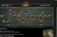 3月23日终极迷宫地图 最短8房间可6钥匙