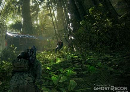 全新任务来袭《幽灵行动:荒野》联动细胞分裂