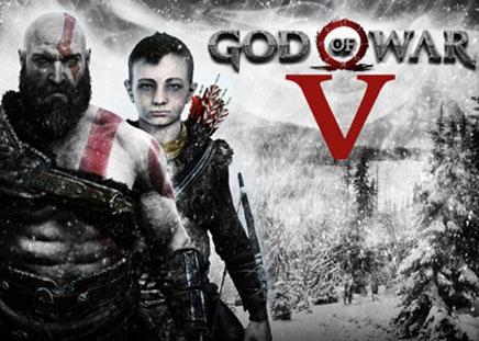 索尼透露《战神5》背景设定仍是挪威神话