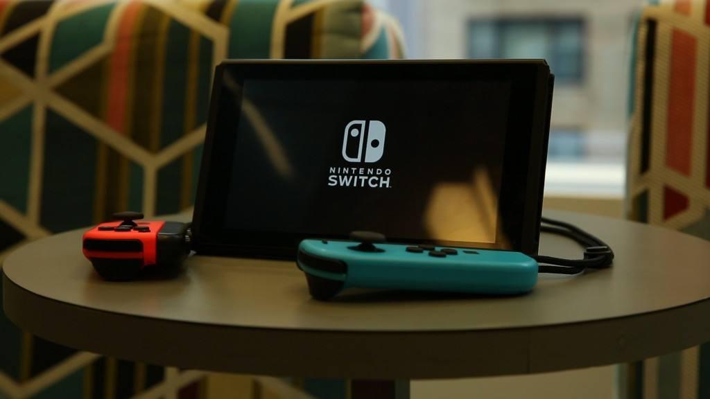 任天堂Switch破解黑客称全版本破解要谢谢Nvi
