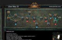 5月20日终极迷宫地图 最短8房间可6钥匙