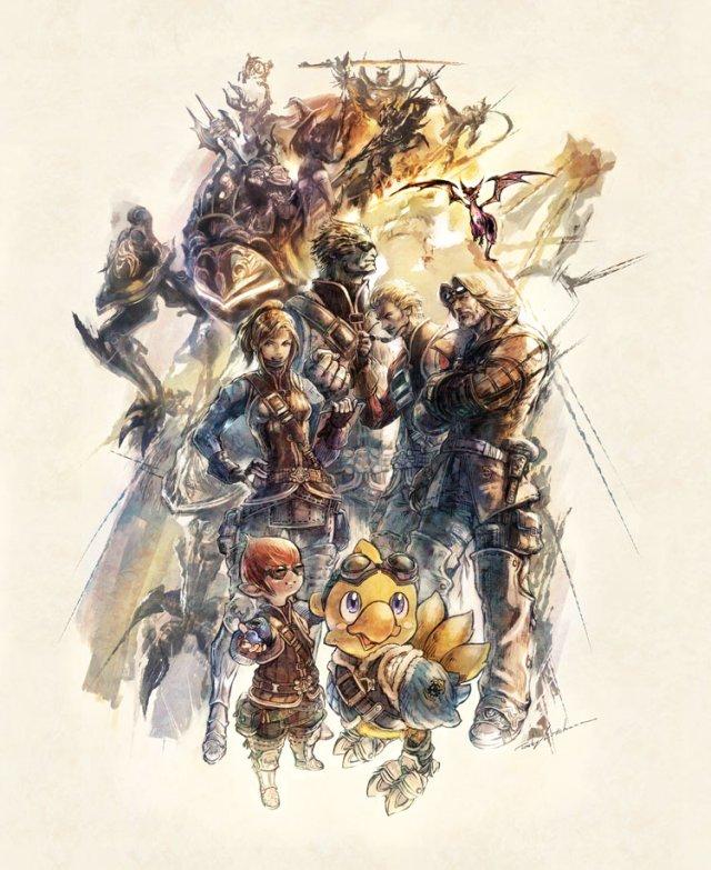 《最终幻想14》人气提高 国服运营那些事儿