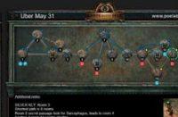 5月31日终极迷宫地图 最短8房间可6钥匙