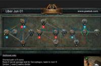 6月1日终极迷宫地图 最短6房间可6钥匙