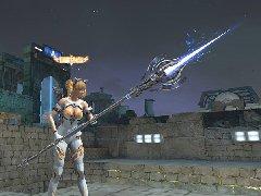 逆战全新武器虚空之矛评测 强力的塔防神器