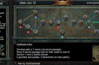 6月12日终极迷宫地图 最短7反击可6钥匙