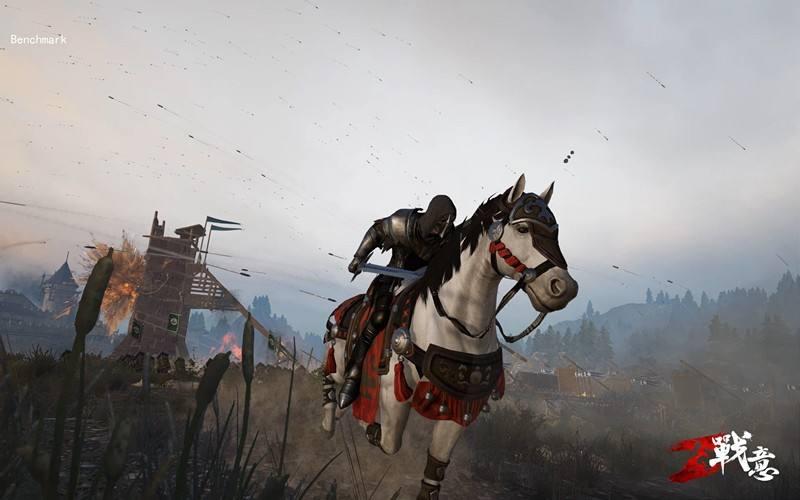 【图四:速度型战马能够帮助将军快速切入战场】 同样的,防御型的马匹虽然脚程较慢,却十分能抗,很适合搭配擅长马上作战的角色,最大化地维持他们能够在马上作战的优势。毕竟一旦战马在当局战场中死亡,是没有办法复活的,想要输出最大化,不够持久怎么行!