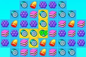 糖果同化世界