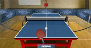 乒乓球挑战大赛