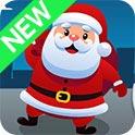 圣诞老人街跑