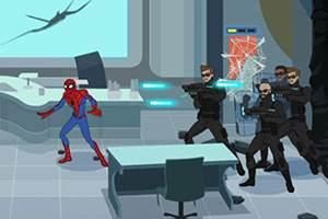 蜘蛛侠的陷阱