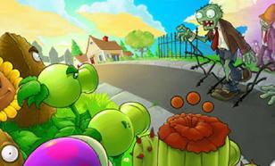 植物大战僵尸在线版