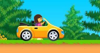 朵拉开车回家在线版