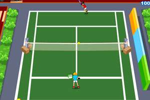 双人网球高手