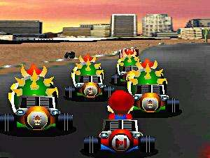 马里奥极速卡丁车赛