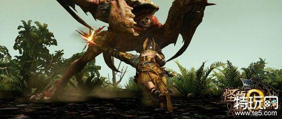 怪物猎人OL大剑怎么样
