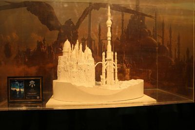 魔兽电影全球主题展成都大悦城观展图赏