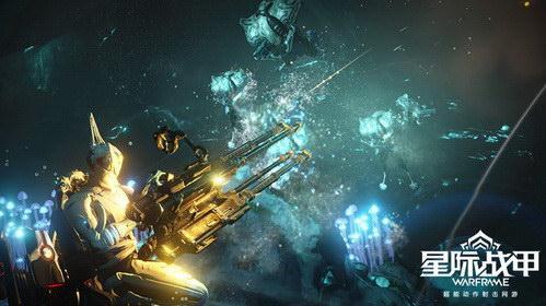 星际战甲首个资料片深水危机上线 新英雄阴阳双子登场