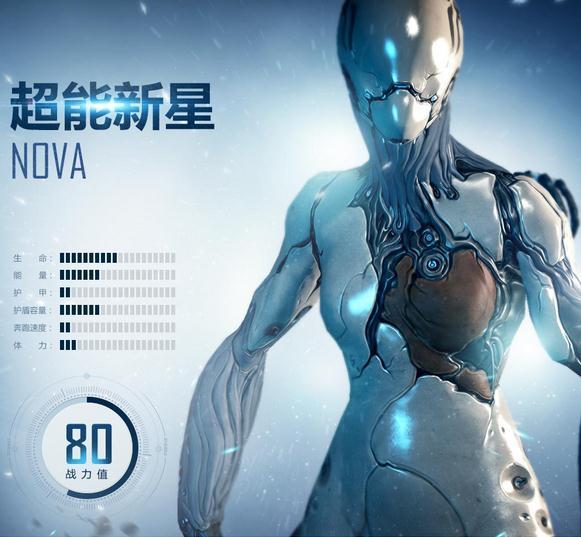星际战甲超能新星属性介绍及技能详细解析