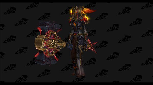 魔兽7.0圣骑士神器及套装幻化全攻略