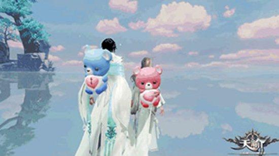 天谕情人节背包与头饰外观与获取途径介绍