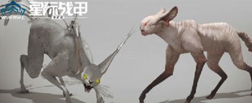 星际战甲猫狛形象曝光 猫狛图鉴欣赏