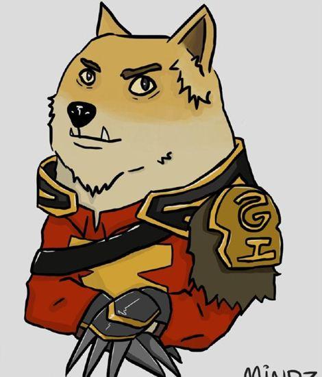 Dota2 DOGE系列头像来袭 不再担心没头像