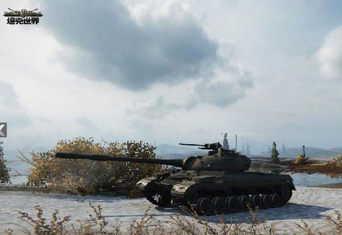 坦克世界开疆拓土外观一览 开疆拓土大图