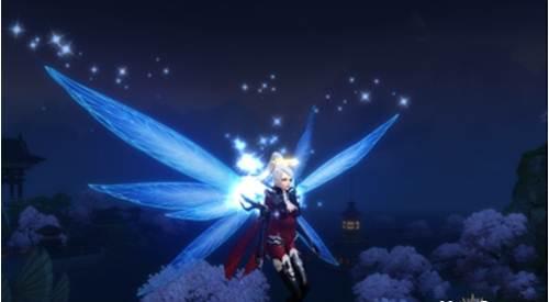 穿梭云海能力的翅膀 天谕人气翅膀大盘点