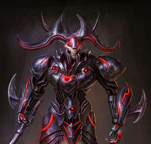 逃离地狱系列 神之浩劫美服官方设计原画