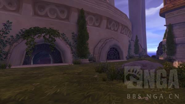 7.0新模型小恩佐斯 猎手营地坐落暴风城
